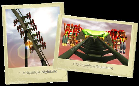CTR Nightflight (Nightfalls) lassoares-rct3