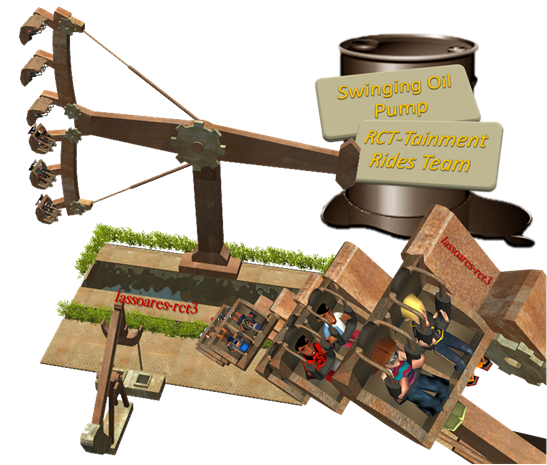 Swinging Oil Pump e Adds (RCT-Tainment Rides Team) lassoares-rct3
