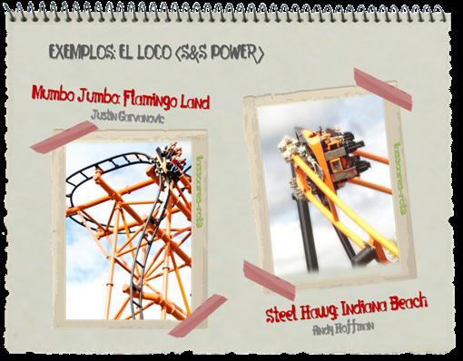 Exemplos El Loco (S&S Power) Mumbo Jumbo e Steel Hawg lassoares-rct3