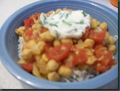 ginger chick pea stew 007