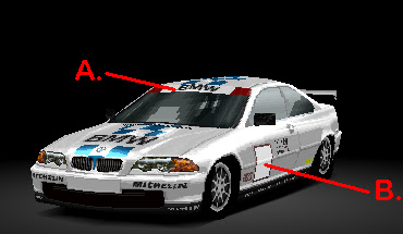 Race Modified BMW