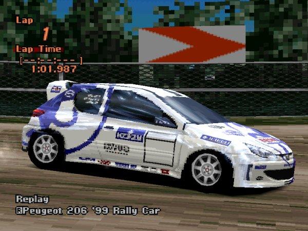 GT2 Rallying