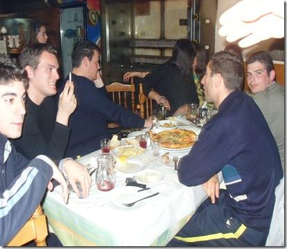 Τραπέζι  μπάντας 012