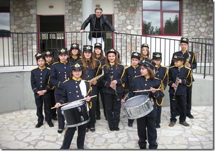 Πρόβα - φωτο  μπάντας 15-11-09 037