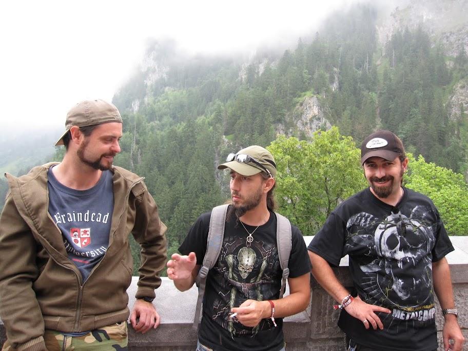В баварию на предновогодние ярмарки