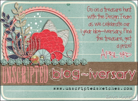 Blog-iversary