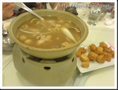 Pudu Purple Cane Tea Restaurant - 鸡骨茶