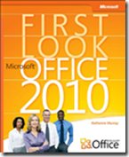 First Look Microsoft Office 2010