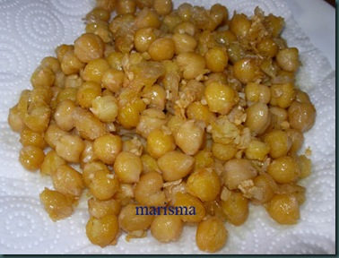 garbanzos fritos 3