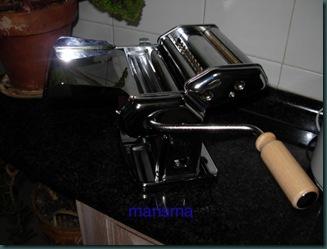 máquina de hacer pasta, febrero2011
