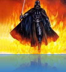 vader's self destructive wrath