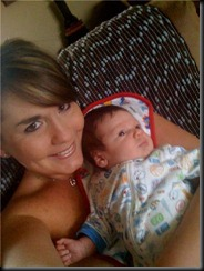 cullen and mommy