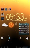 Screenshot of Weather Live Wallpaper