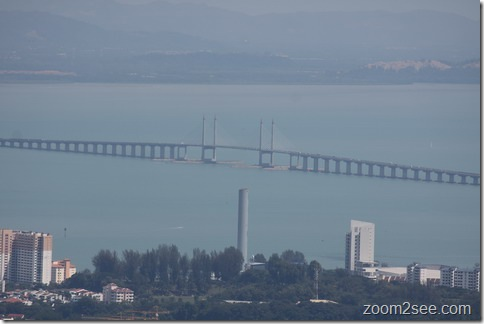 Penang Bridge - Penang's top 12 most popular attractions by zoom2see.com