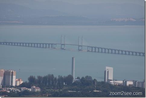 Penang Bridge - Penang's top 12 most popular attractions by zoom2see.com