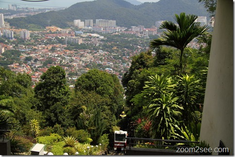 Penang Hill - Penang's top 12 most popular attractions by zoom2see.com