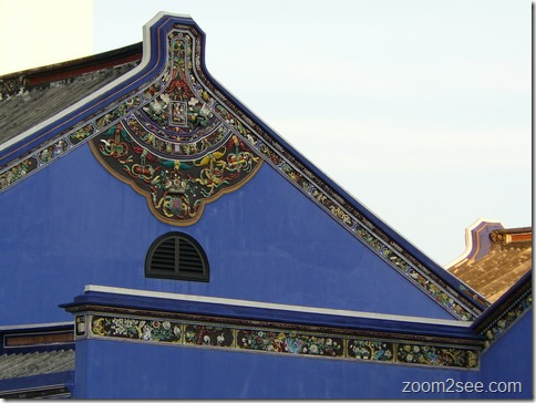Cheong Fatt Tze Mansion - Penang's top 12 most popular attractions by zoom2see.com