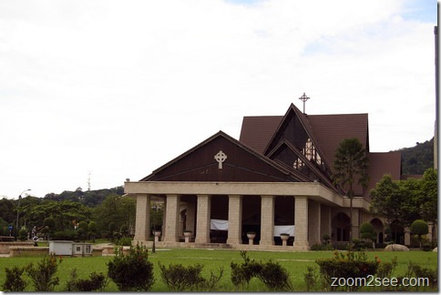 St Anne's Church - Penang's top 12 most popular attractions by zoom2see.com