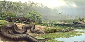 งูที่ใหญ่ที่สุดในโลกเท่าที่เคยมีมา