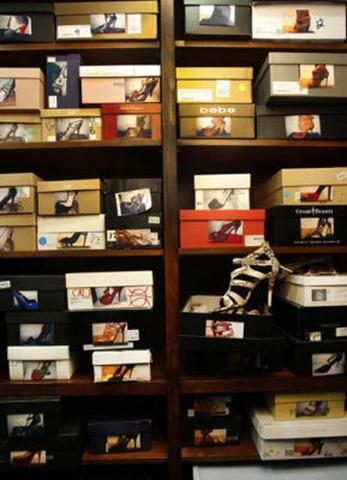 Shoe Organising