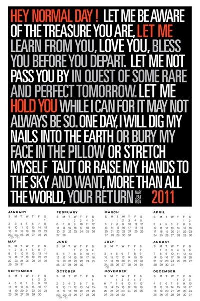 2011 Calendar 1