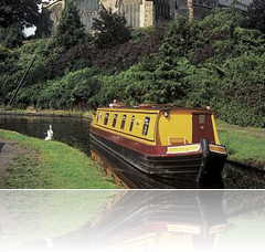 Canal Boat Holidays in England