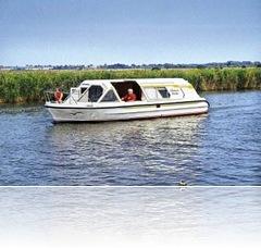 Norfolk Broads Cruising
