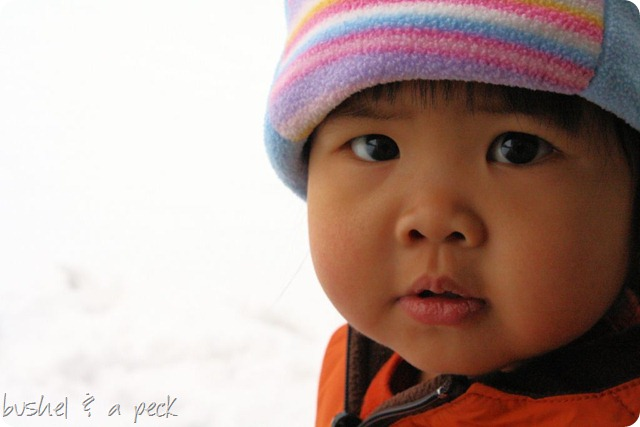 Keira - 1st Snow