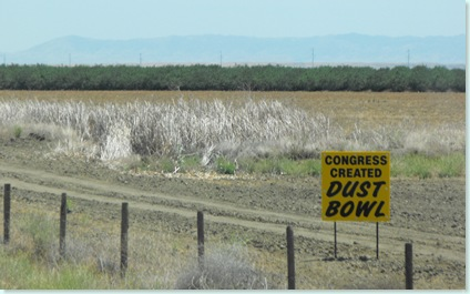 congress created dustbowl