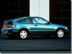 113_0306_07z 1991_honda_crx rear_side_view
