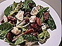 Dried Cherry, Spiced Pecan & Blue Cheese Salad