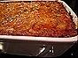 Lasagna with Sweet Italian Sausage