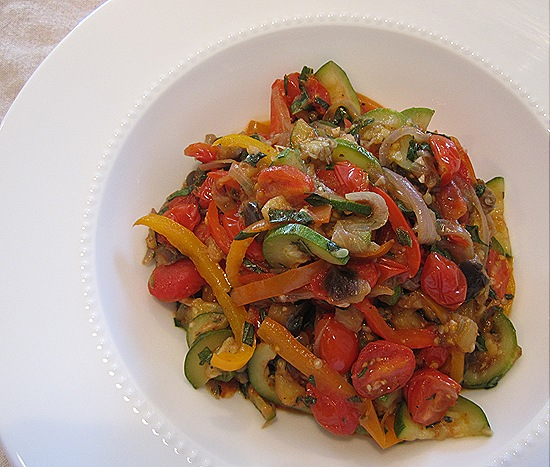 Beautiful Ratatouille