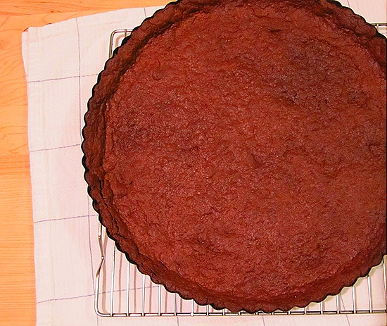 Chocolate Tart Crust