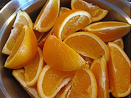1. Orange Slices