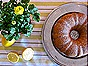 4 - Lemon Bundt Cake