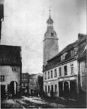 Ratusz, fot. z 1878 r.