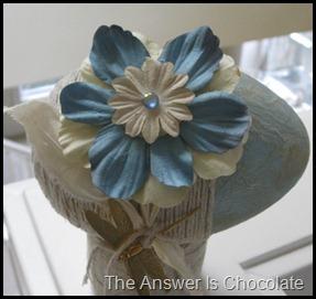 Tissue Twine Flower