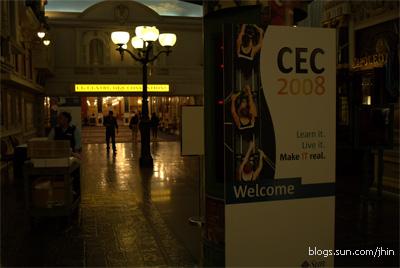 cec2008 las vegas cec