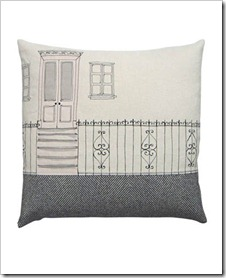 pillow bridget davies etsy