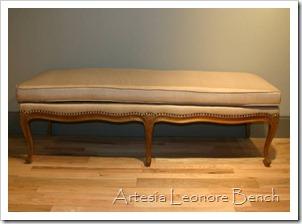 artesia leonore bench
