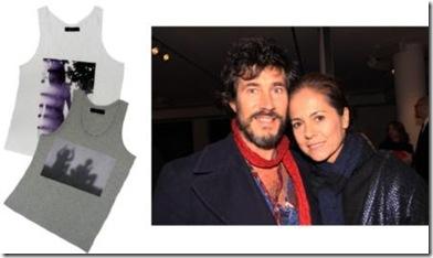 Maria Cornejo e Mark Borthwick