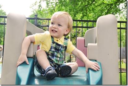 easter 2010 andy slide