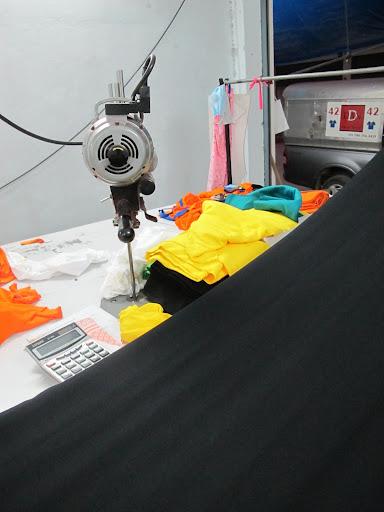 เครื่องตัดผ้า มีดตัดผ้า