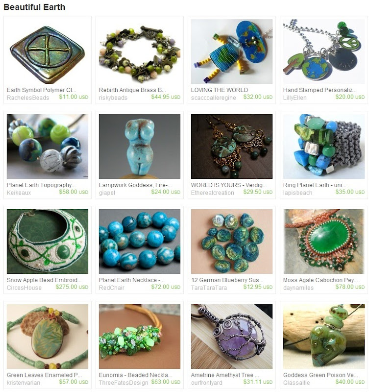 Etsy Picks: Beautiful Earth