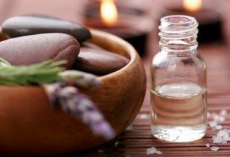 Benefícios do óleo corporal