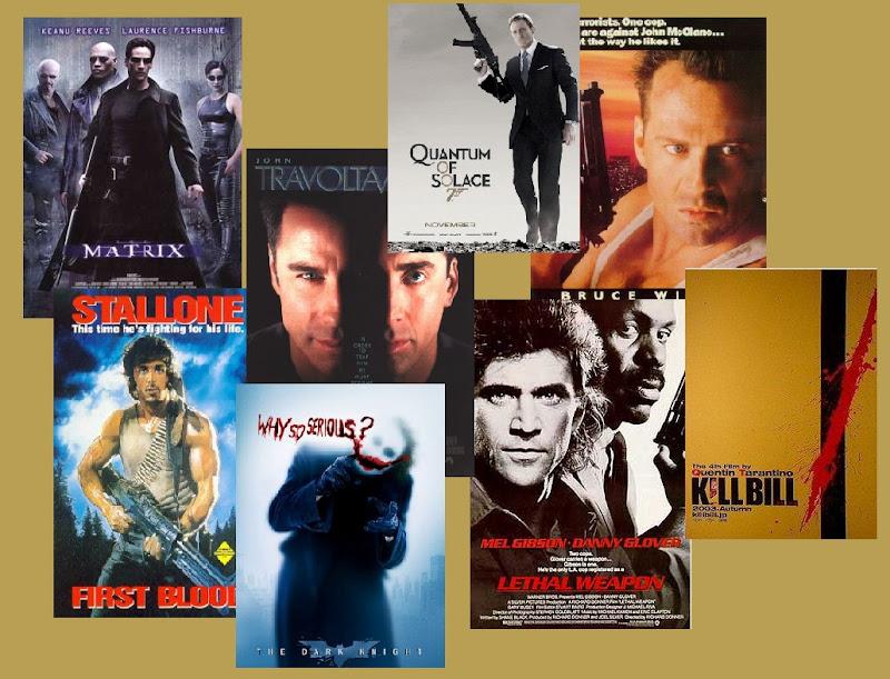 Filmes de Ação