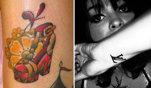Tatuagens para mulheres