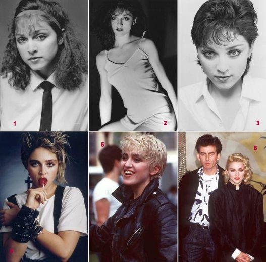 Fotos da Madonna