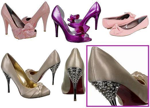 Sapatos Paris Hilton